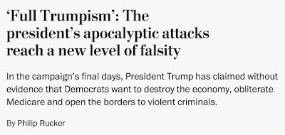 Levels of the apocalypse.