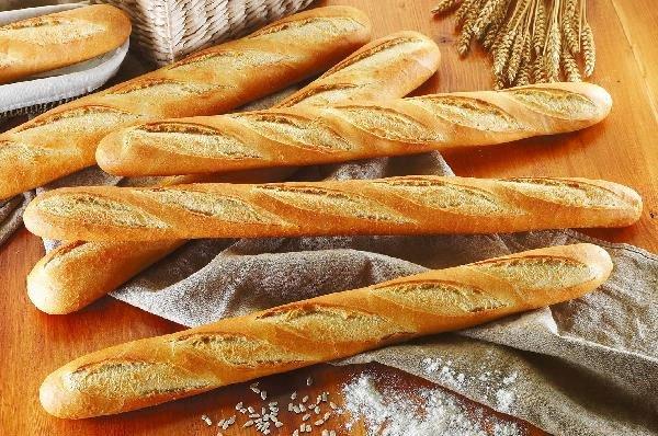 طريقة تحضير الخبز الفرنسي