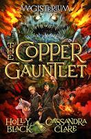 Portada del libro El guante de cobre de Cassandra Clare y Holly Black
