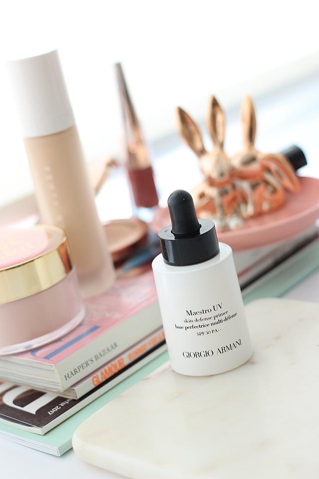 Armani Beauty Maestro UV primer SPF50