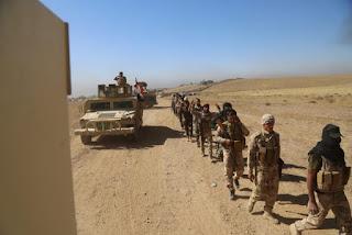 Bom Pinggir Jalan Tewaskan 2 Anggota Milisi Syiah di Irak Timur