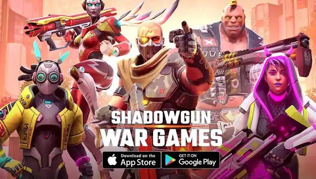 Shadowgun War Games, PUBG Mobile ve COD: Overwatch tarzı oyun ile Yaygınlaşmaya Başladı!