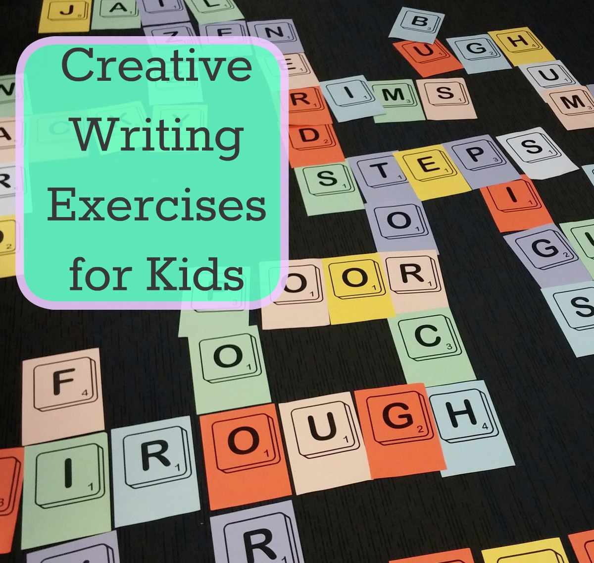 creative writing games The national writing project's 30 ideas for teaching writing offers successful poetry, and creative language rush of the big game and.