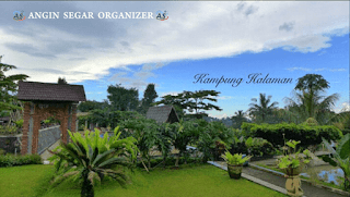 Kampung Halaman Nature Activity