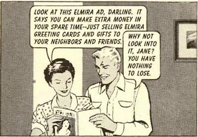 Elmira Greeting Cards