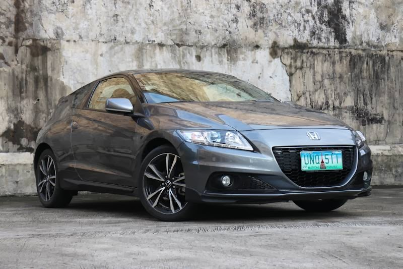 Review: 2013 Honda CR Z Modulo CVT