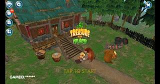 Treasure Island - Bears Adventures