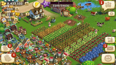 Game FarmVille 2 Country Escape