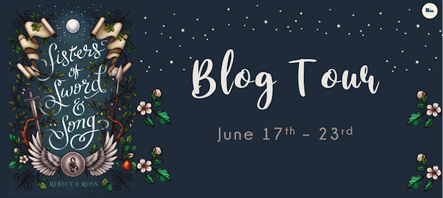 Sisters of Sword and Song Blog Tour: Review, Favorite Quotes, and Giveaway