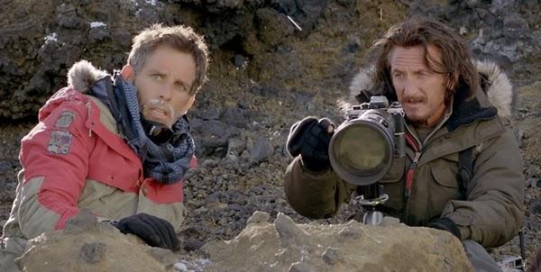 Walter Mitty y O'Connell en el Himalaya