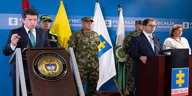 Desde Venezuela fue ordenado ataques a Duque y brigada del ejército colombiano.