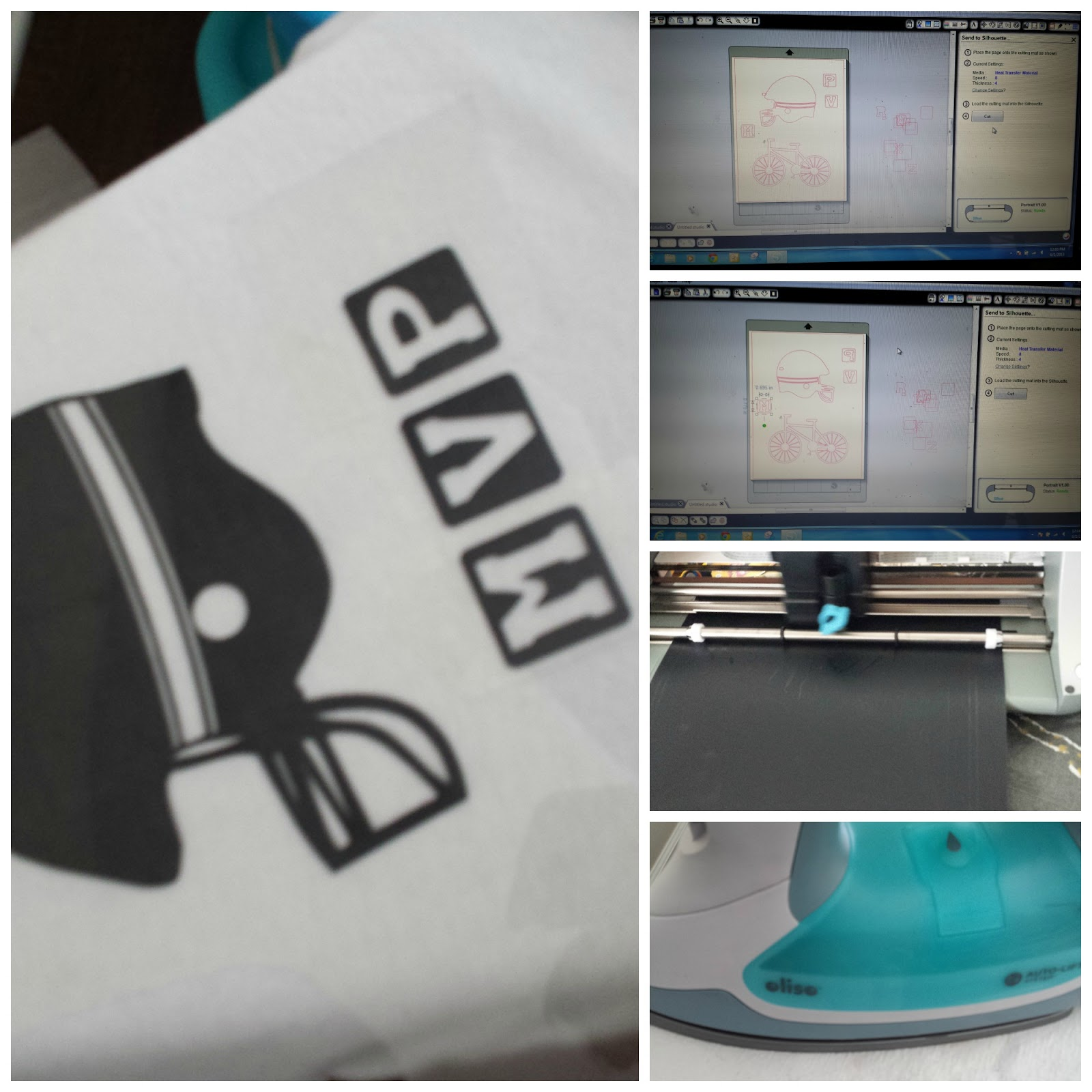 Being Mvp Silhouette Heat Transfer Personalized Shirts Tutorial Amp Promo