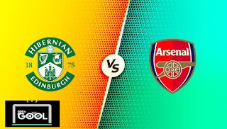 مشاهدة مباراة ارسنال وهيبرنيان بث مباشر كورة جول اليوم 13-07-2021 في مباراة ودية