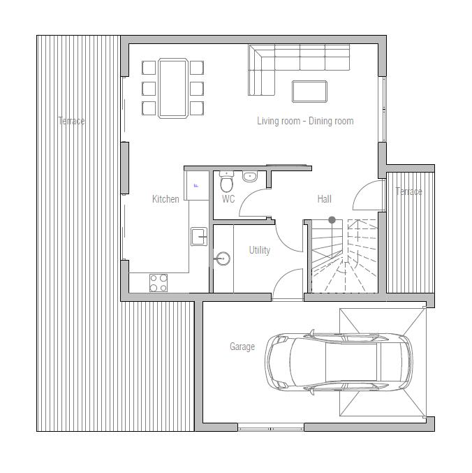 Small Australian House Plan