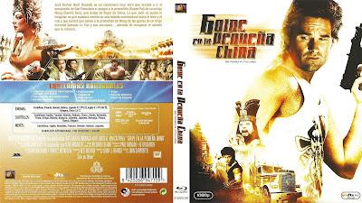 Carátula dvd: Golpe en la pequeña China