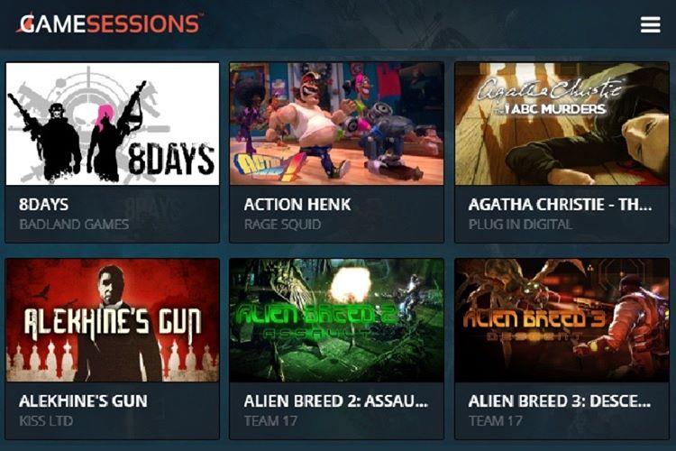 gamesessions.com