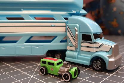 Micro Machines Hauler and unique vehicle review