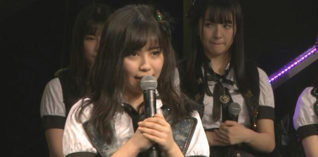 HKT48 Ui Mashiro Graduation Keluar