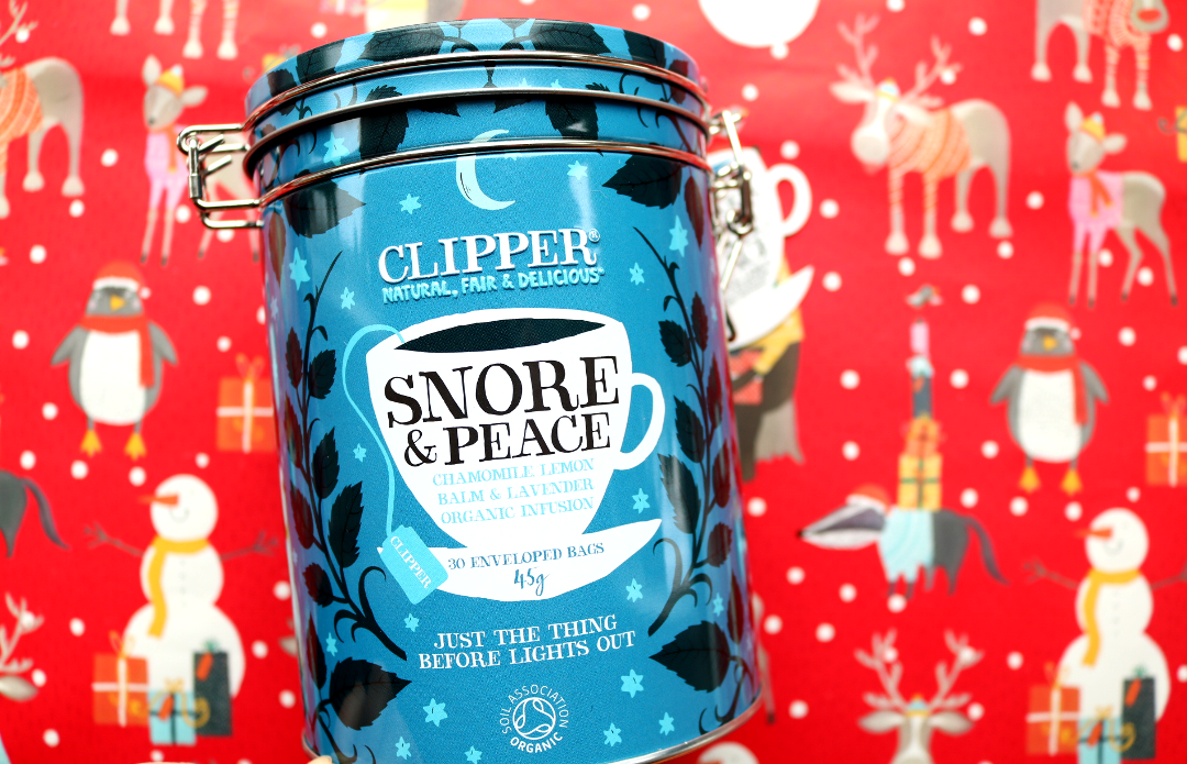 Clipper Snore & Peace Gift Caddy