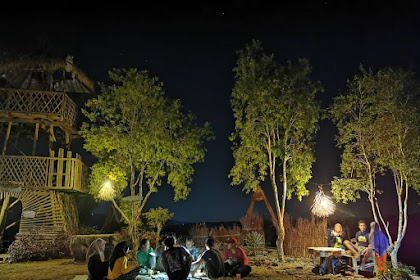Lokasi dan Harga Tiket Masuk Bukit Wono Sumilir Gunung Kidul