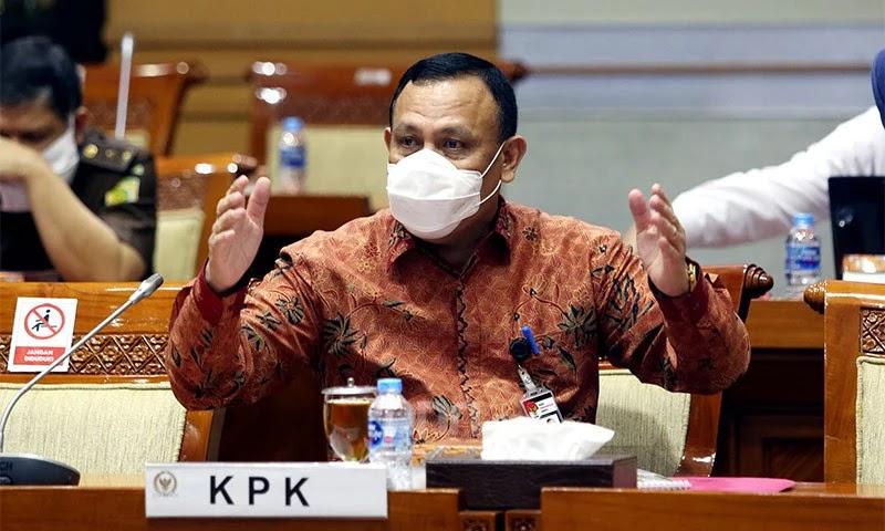 Dua Pimpinan KPK & 600 Pegawainya Minta Penundaan Pelantikan, Firli Bahuri Tak Peduli