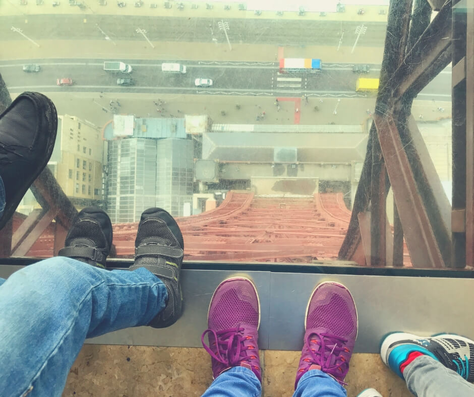 Day Trips To Take In The UK During Easter Holidays | Our boys love Blackpool, especially the Tower.