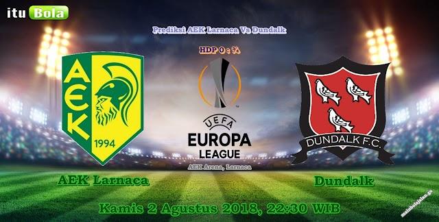 Prediksi AEK Larnaca Vs Dundalk - ituBola