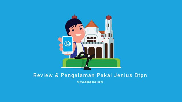 Review dan Pengalaman Pakai Jenius dari Bank BTPN