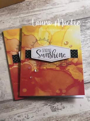 Stampin' Up! card making Kit