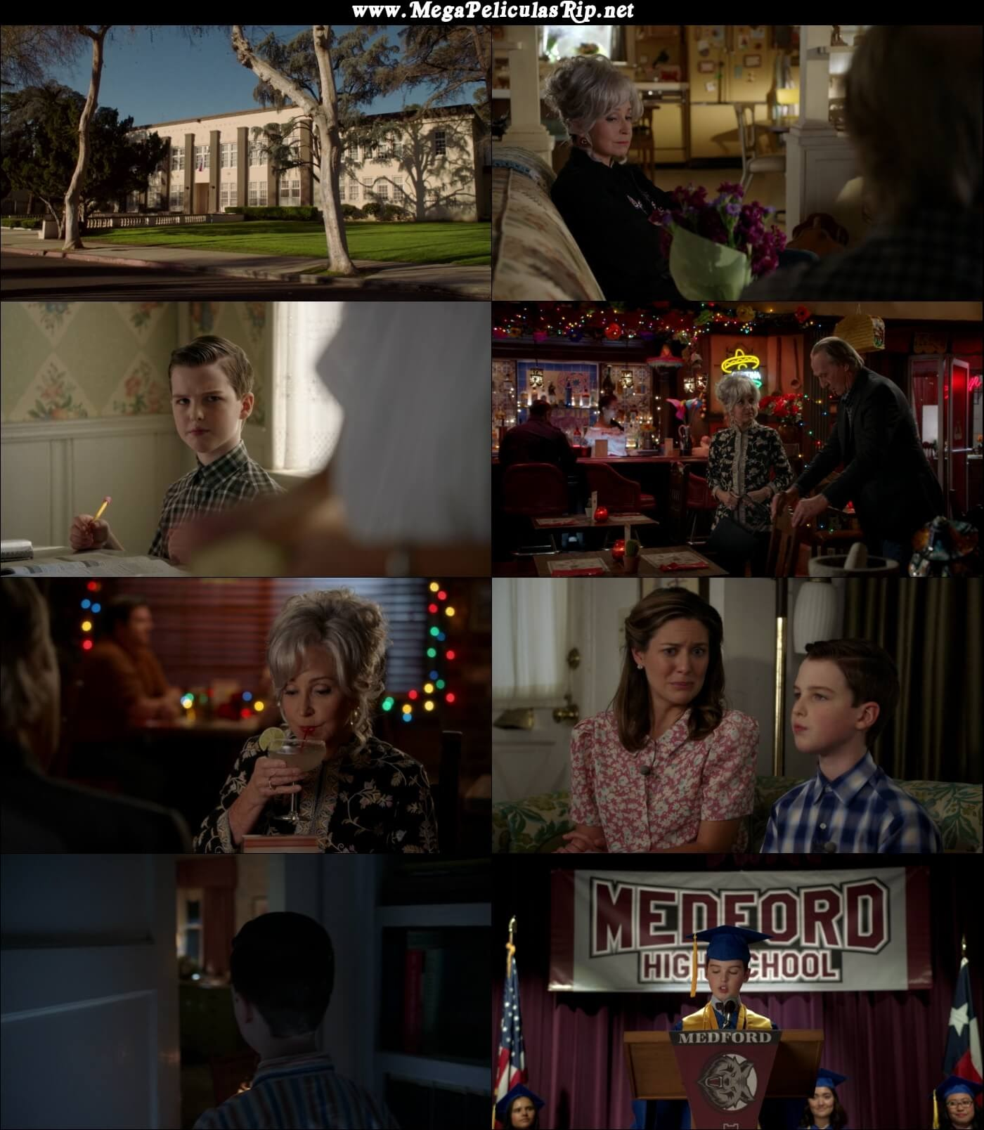 Young Sheldon Temporada 4 1080p Latino