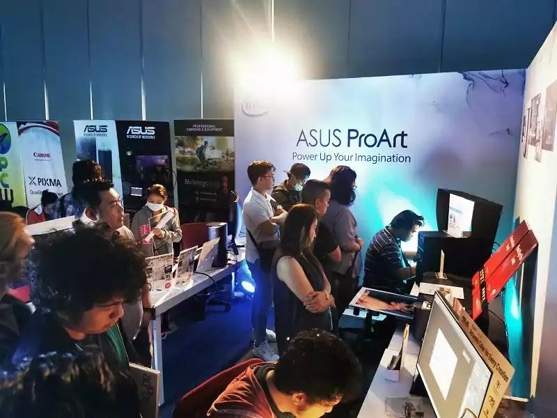 ASUS ProArt - Graphika Manila 2020
