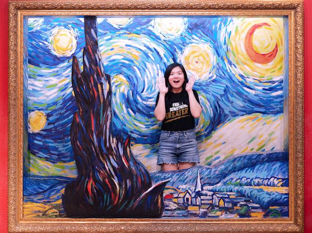 Nhật ký du lịch singapore: 5 điểm thú vị tại bảo tàng Trick Eye