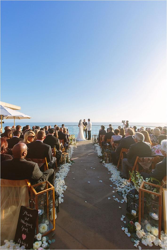Laguna Beach Surf And Sand Resort Wedding