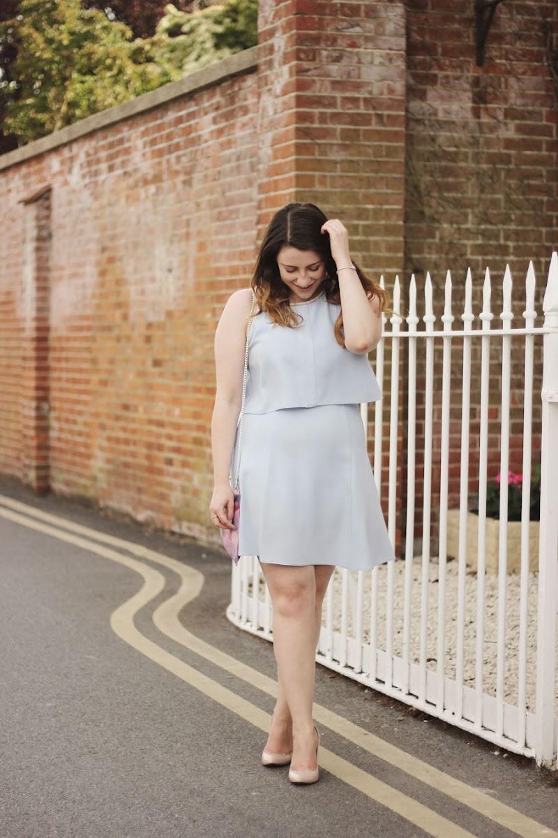 royal ascot races fashion blogger