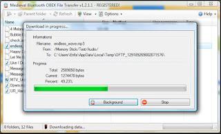 برنامج, مميز, لتبادل, ونقل, الملفات, بين, الكمبيوتر, والهاتف, بالبلوتوث, Bluetooth ,File ,Transfer