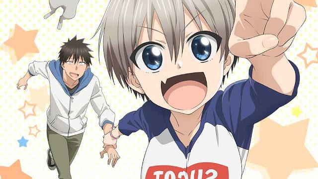 Episodios Uzaki-chan wa Asobitai! : Relleno y Orden Cronológico