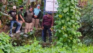 Jabar Bergerak  J - B PAKUYA Depok  Kunjungi Sumber Mata Air Situ Gadog Di dampingi KPSG
