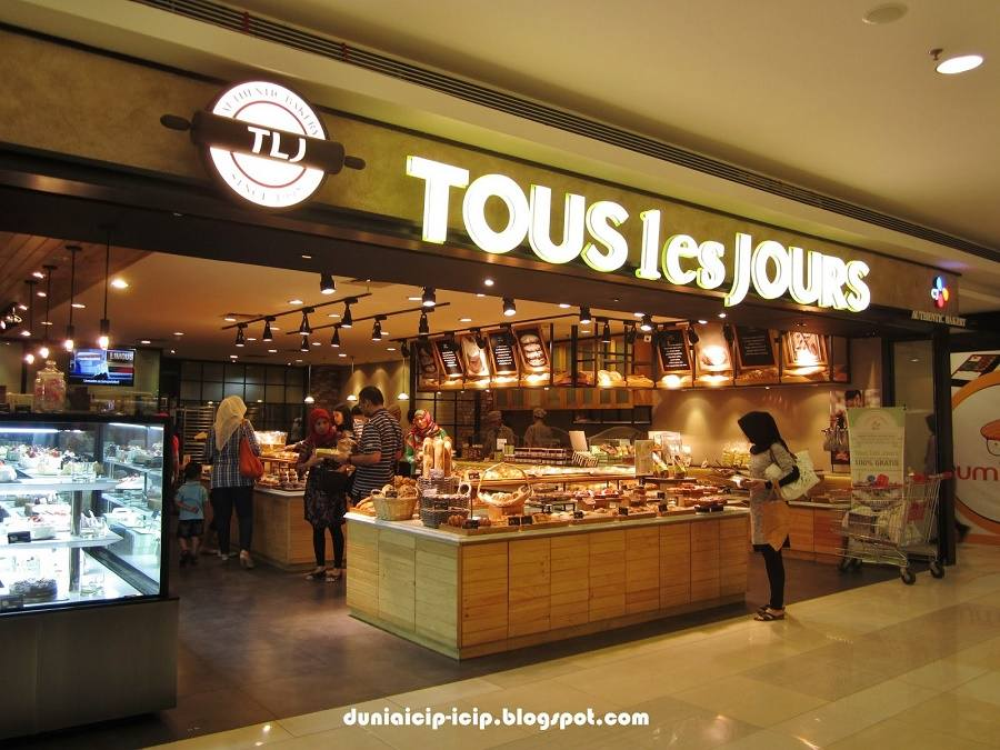 The Authentic Bakery Tous Les Jours Hotelier Indonesia Jobs