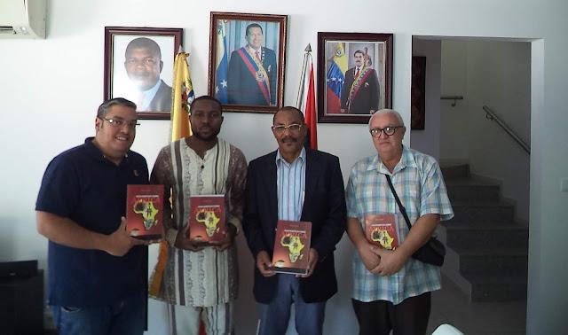 CONTRA O BLOQUEIO A CUBA E À VENEZUELA!