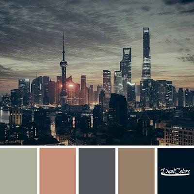 Variedad En Color Paleta 45