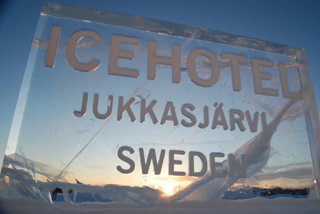 Schweden Eis