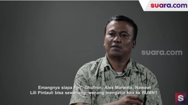 Eks Pegawai KPK Korban TWK Ungkap Sempat Diiming-imingi Pekerjaan di BUMN
