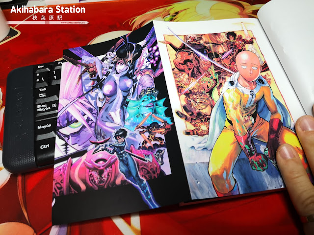 Reseña de One Punch-Man: Hero Perfection de One y Yusuke Murata, Ivréa.
