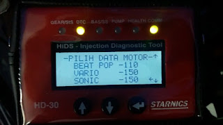 upgrade scanner honda