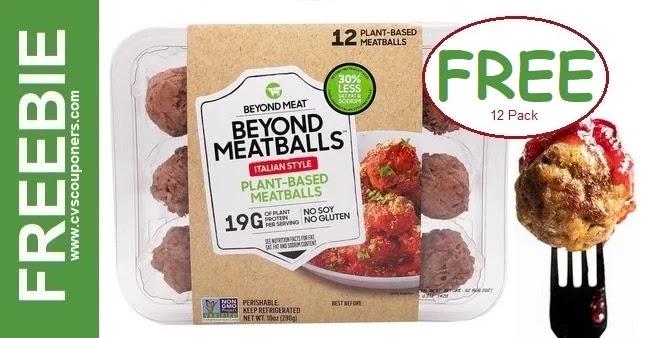 FREE Beyond Meatballs CVS Deals