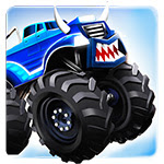 Monster Trucks Racing – Money Mod Apk + OBB Update