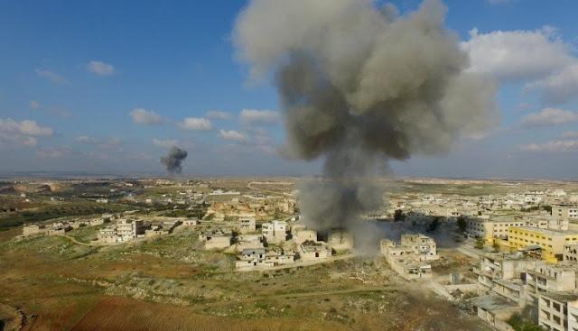 Belasan Tentara Pro-Asad Tewas Dalam Serangan Mujahidin Di Idlib