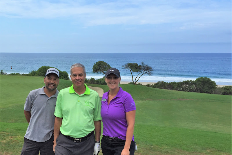 Monarch Beach Golf Links Selfie Spot St. Regis Monarch Beach Dana Point