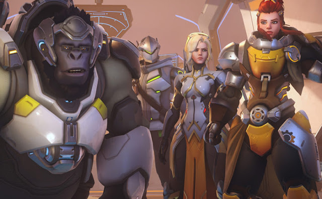 A NEW ERA DAWNS FOR BLIZZARD ENTERTAINMENT'S TEAM-BASED SHOOTER WITH OVERWATCH 2