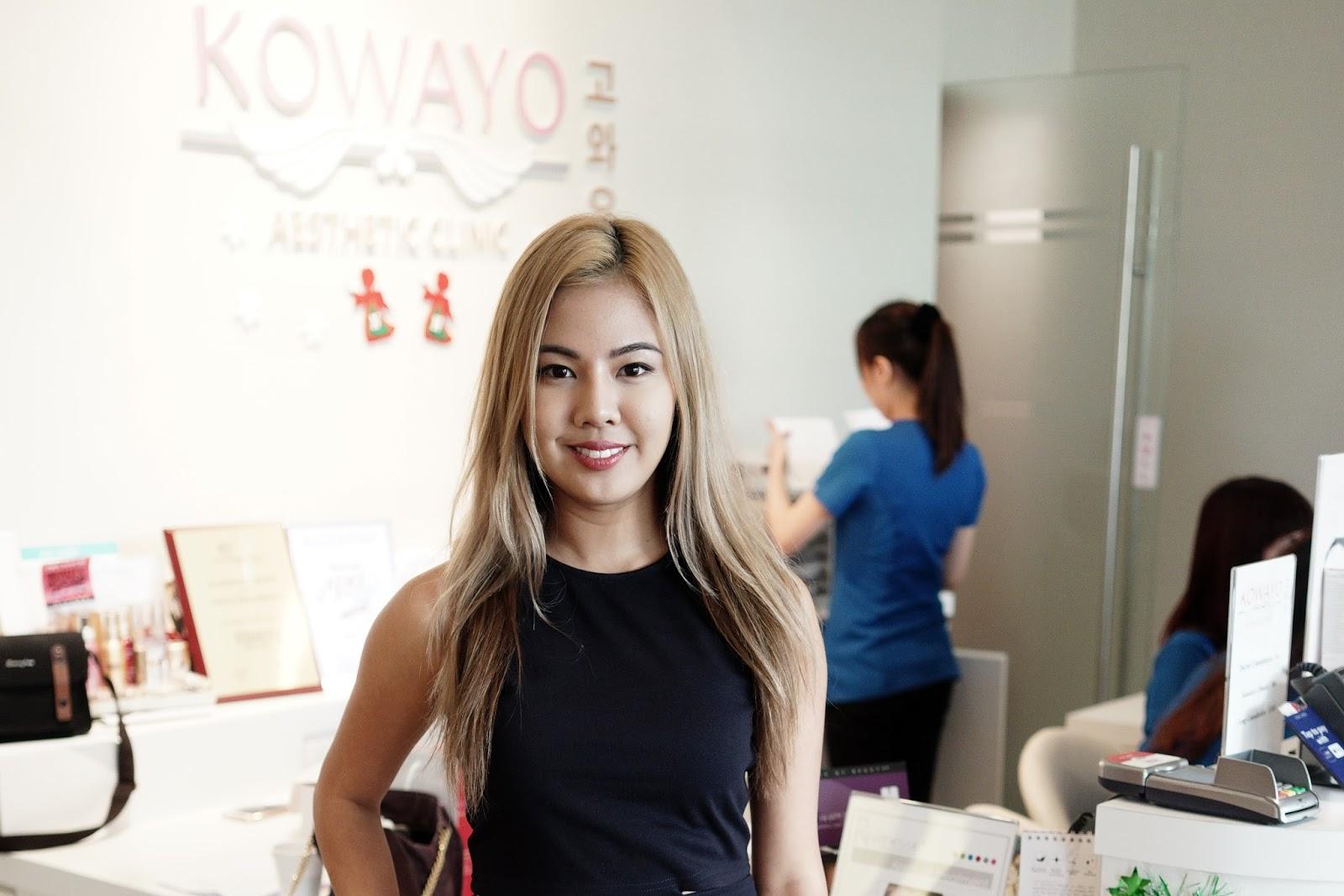 Kowayo Aesthetic : Tired Eye Correction | Serene's Blog
